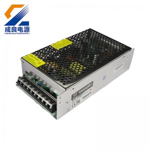 AC DC Constant Voltage 24V 10A 240W LED Power Supply For Strip Lighting LED Modules Luminous Words